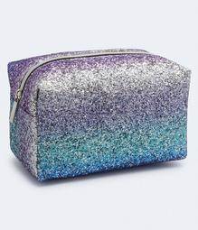 Glitter Make-Up Pouch