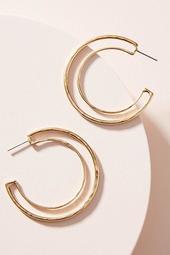 Martha Hoop Earrings