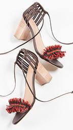 Amira Heel Sandals