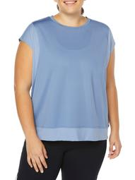Shape Women's Plus Size Active Flaunt Tee