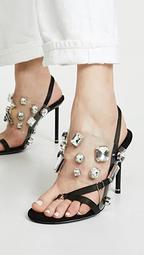 Crystal Kaia Sandals