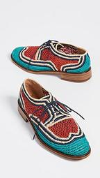 Japaille Oxfords