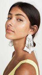 Rosa Drop Earrings