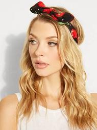 Cherries Headband Set