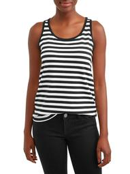 Women's Stripe Tank Top