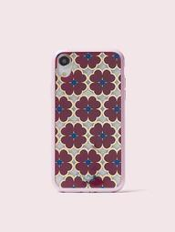 Graphic Clover Iphone Xr Case