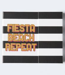 Fiesta Beach Repeat Weekly Organizer