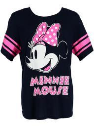 Disney Minnie Mouse  Short Sleeve Jersey Shirt (Women's Plus Size)