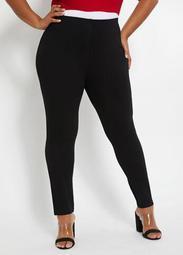 Stretch Pull-On Legging
