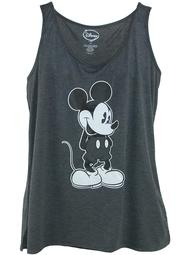 Disney  Mickey Mouse Tank Top (Women's Plus Size)