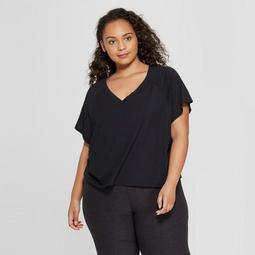 Women's Plus Size Lightweight Active T-Shirt - JoyLab™