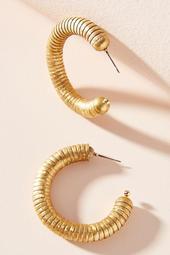 Courtney Hoop Earrings
