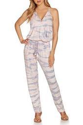 Tye-Dyed Jumpsuit