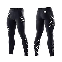 2XU Men's Compression Logo Tights