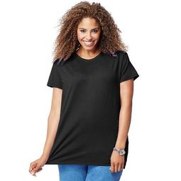 90563030309 Cotton Jersey Short-Sleeve Scoop-Neck Womens Tee Shirt - H3, 5X