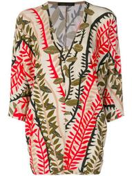 abstract pattern kaftan
