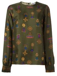 'Soldier' blouse
