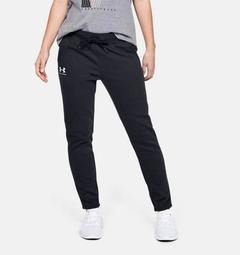 Women's UA Rival Fleece Open Hem Pants