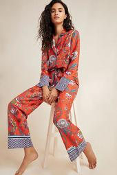 Victoria Garcia Sparrow Flannel Sleep Pants