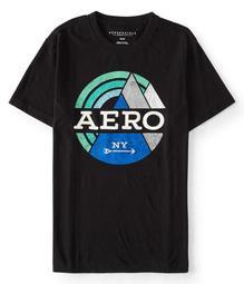 Aero Mountain Graphic Tee