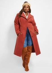 Asymmetric Long Coat