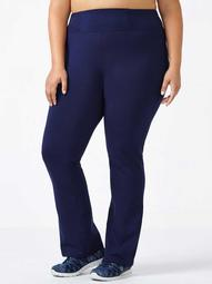 Essentials - Plus-Size Basic Yoga Pant