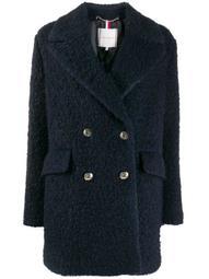 Phoebe double-breasted coat