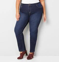 1432 Straight Leg Jean in Dark Wash
