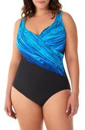 Blue Pointe It's a Wrap One-Piece Swimsuit