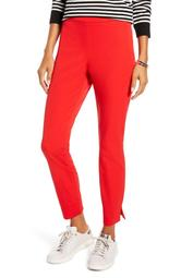 4-Way Stretch Ankle Skinny Pants