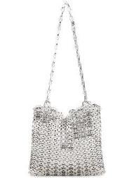 chain mail shoulder bag