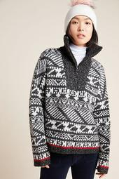 Rafela Half-Zip Pullover
