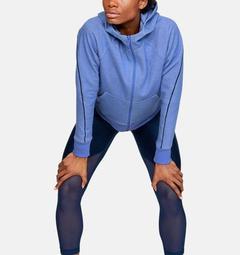 Women's Project Rock Double Knit Full Zip