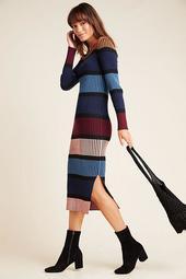 Lorna Midi Sweater Dress