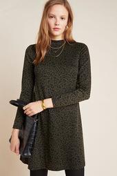 Structured Knitwork Dress