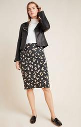 Delphine Sweater Pencil Skirt