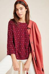 Dottie Embroidered Blouse