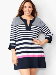 Swim Tunic - Stripe