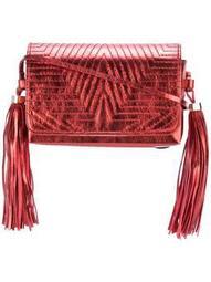 mini tassel shoulder bag