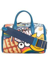 giant stickers tote