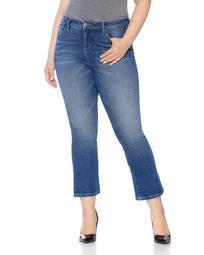 Flared Jeans in Nikka