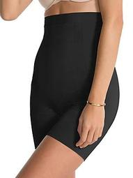 Plus OnCore High-Waisted Mid-Thigh Shaper Shorts