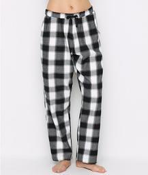 Sofa Love Check Flannel Pajama Pants