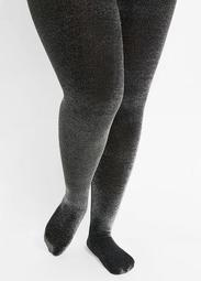 Lurex Footed Tights