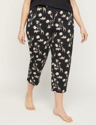 Safari Cotton Sleep Capri