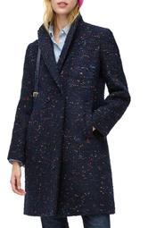 Daphne Italian Tweed Topcoat
