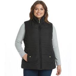 Women's Weathercast Midweight Puffer Vest