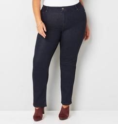 1432 Straight Leg Jean in Rinse