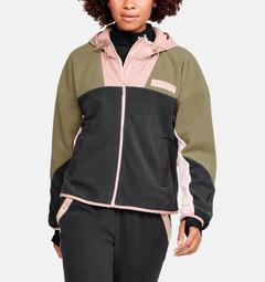 Women's UA Trek Polar Fleece Full Zip Jacket