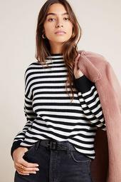 Sydney Balloon-Sleeved Sweater